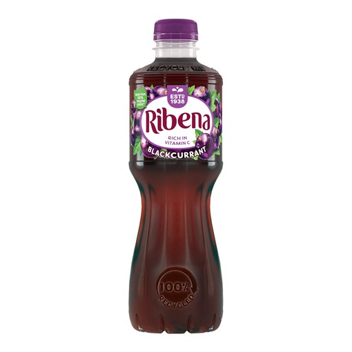 Picture of Ribena Blackcurrant Juice Drink 500ml