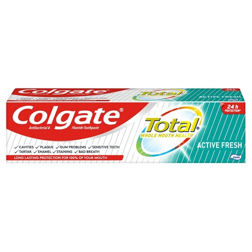 Picture of Colgate Total Active Fresh Toothpaste 125ml