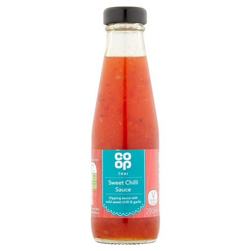 Picture of Co Op Thai Sweet Chilli Sauce 200ml