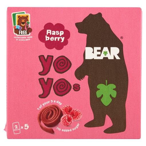 Picture of BEAR Yoyos Raspberry 5 x 20g