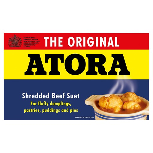 Picture of Atora The Original Shredded Beef Suet 240g