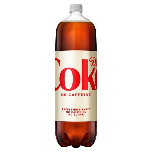 Picture of Diet Coke Caffeine Free 2L