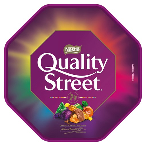 Picture of Quality Street Tub Chocolate Toffee & Cremes 650g