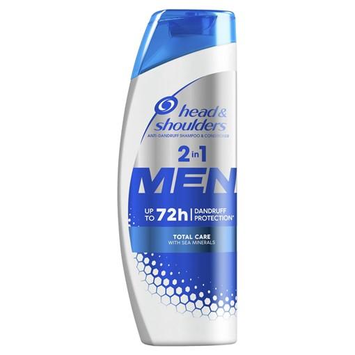 Picture of Head & Shoulders Men Total Care Anti Dandruff 2in1 Shampoo 400ml