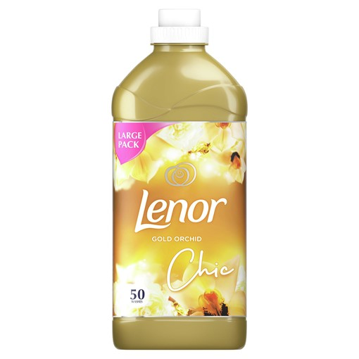Picture of Lenor Fabric Conditioner Gold Orchid 1.75L, 50 Washes