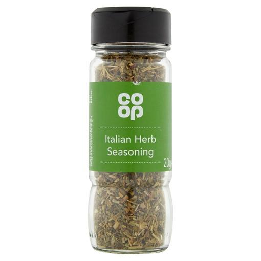 Picture of Co-op Italian Herb Seasoning 20g