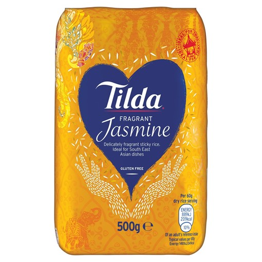 Picture of Tilda Fragrant Jasmine 500g