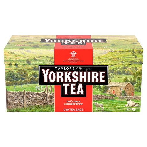 Picture of Taylors of Harrogate Yorkshire Tea 240 Tea Bags 750g
