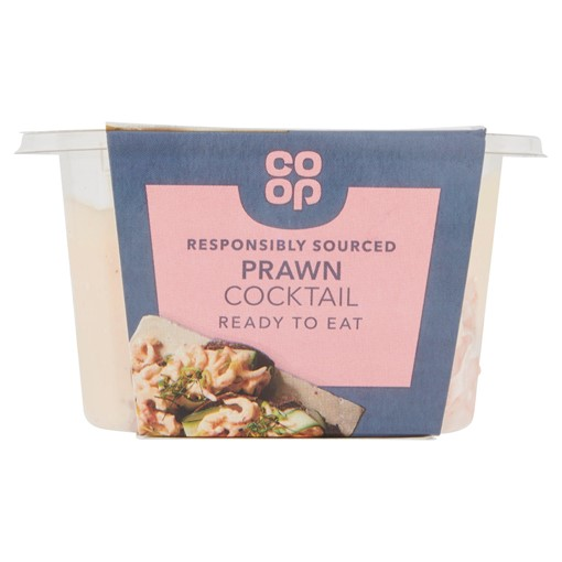 Picture of Co-op Prawn Cocktail 170g