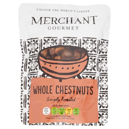 Picture of Merchant Gourmet Whole Chestnuts 180g