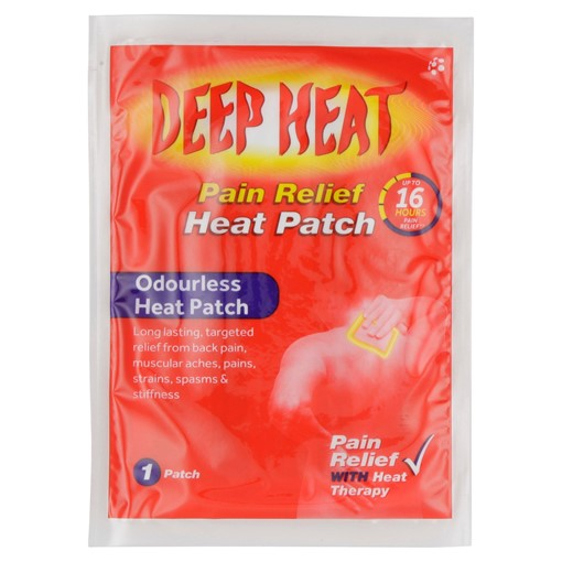 Picture of Deep Heat Pain Relief Heat Patch
