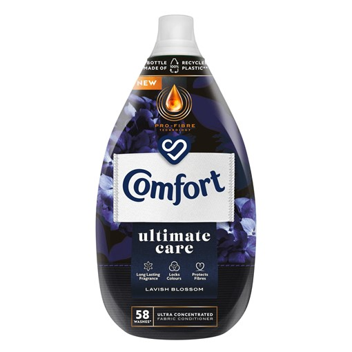 Picture of Comfort Lavish Blossom Ultra Concentrated Fabric Conditioner 58 Wash 870 ml