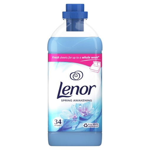 Picture of Lenor Fabric Conditioner Spring Awakening 1.19L, 34 Washes