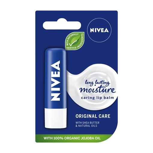 Picture of NIVEA Original Care Caring Lip Balm 4g