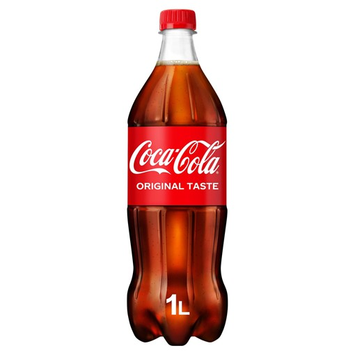 Picture of Coca-Cola Original Taste 1L
