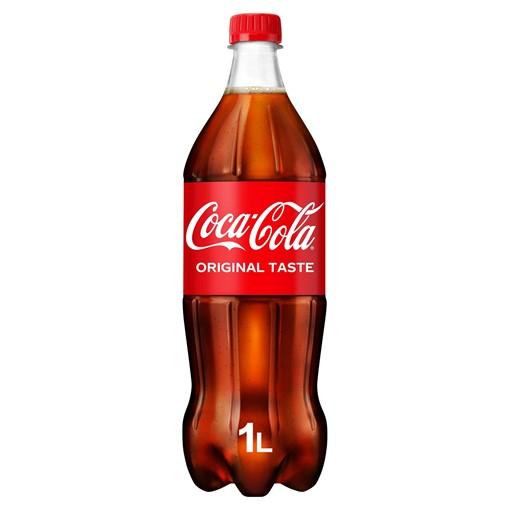 Picture of Coca-Cola Original Taste 1L
