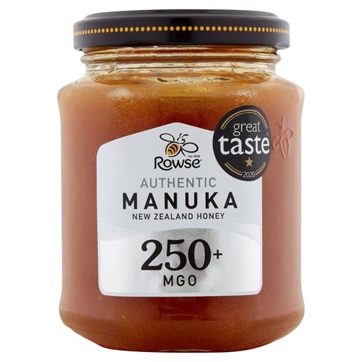 Picture of Rowse Authentic Manuka New Zealand Honey 225g