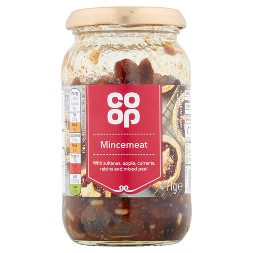 Picture of Co Op Mincemeat 411g