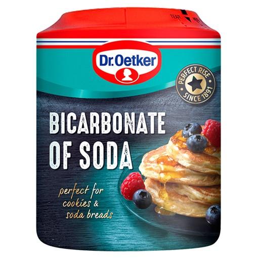 Picture of Dr. Oetker Bicarbonate of Soda 200g