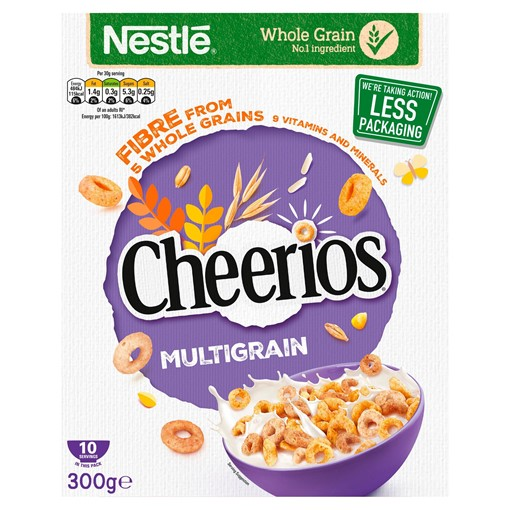 Picture of Cheerios Multigrain 300g