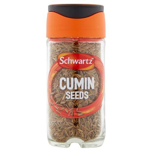 Picture of Schwartz Cumin Seeds Jar 35g
