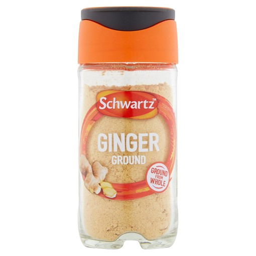 Picture of Schwartz Ginger Ground 26g