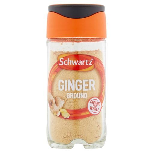 Picture of Schwartz Ginger Ground 26g