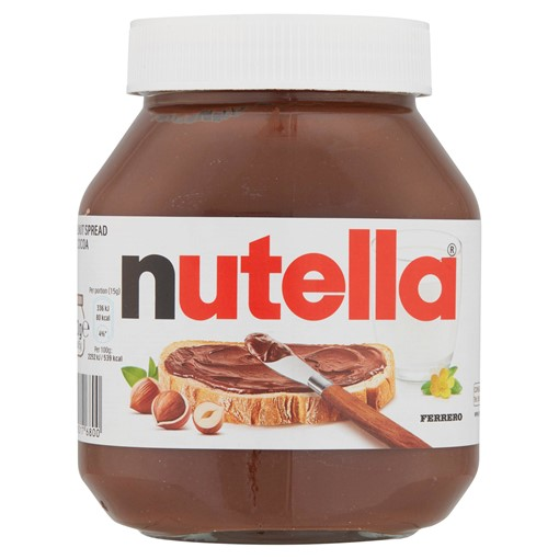 Picture of NUTELLA® Hazelnut Spread with Cocoa 750g