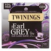 Picture of Twinings The Earl Grey 100 Tea Bags 250g