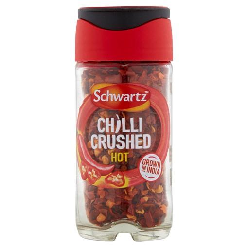 Picture of Schwartz Crushed Chilli Jar 29g