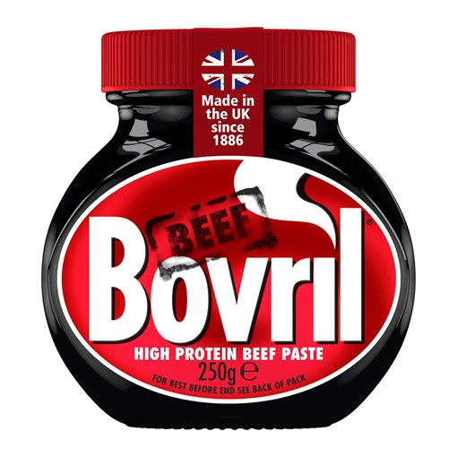 Picture of Bovril Extract Beef and Yeast 250 g