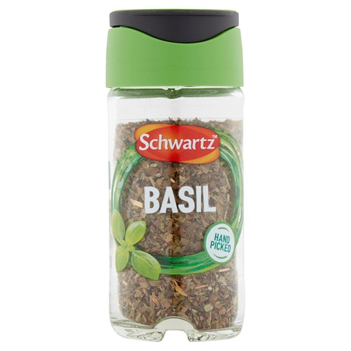 Picture of Schwartz Basil 10g Jar