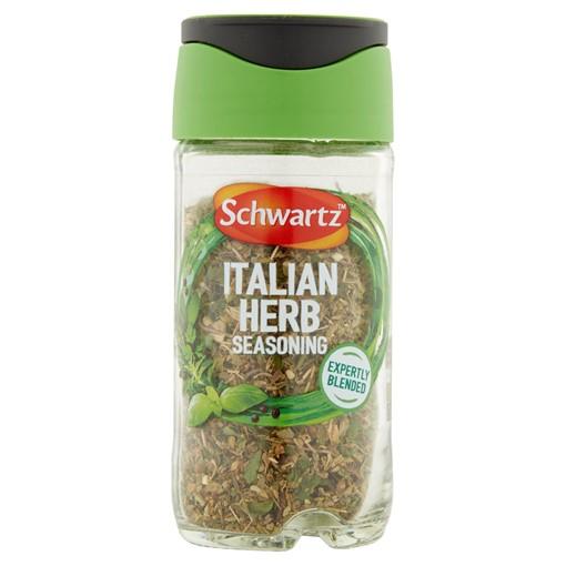 Picture of Schwartz Italian Herb Seasoning 11g Jar