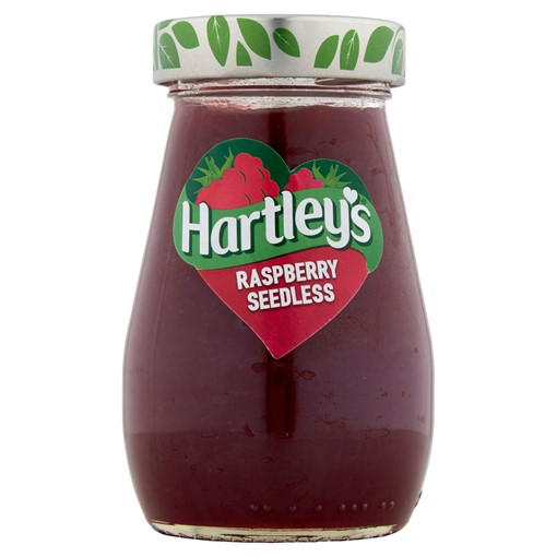 Picture of Hartley's Raspberry Seedless 340g