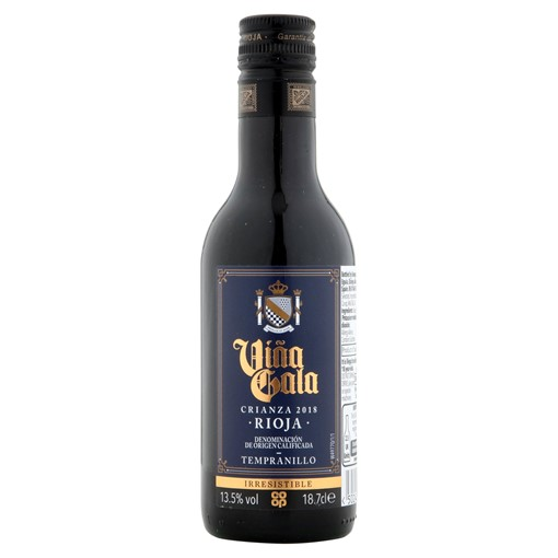 Picture of Co-op Irresistible Rioja Tempranillo 18.7cl