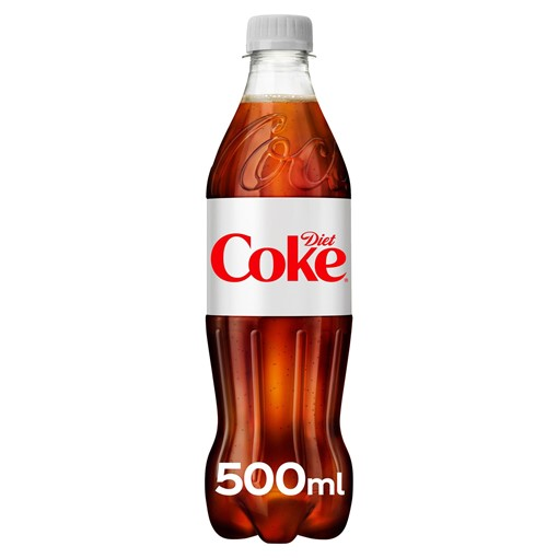 Picture of Diet Coke 500ml