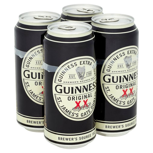 Picture of Guinness Original Extra Stout 440ml