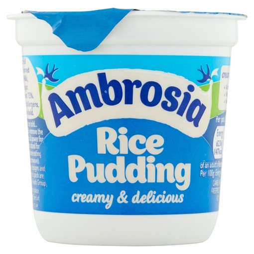 Picture of Ambrosia Rice Pudding 150g