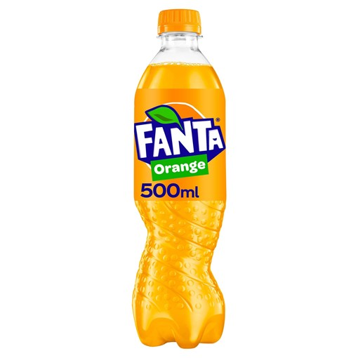 Picture of Fanta Orange 500ml