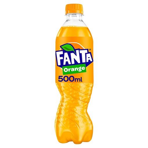Picture of Fanta Orange 500ml
