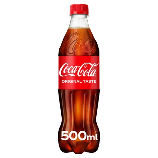 Picture of Coca-Cola Original Taste 500ml
