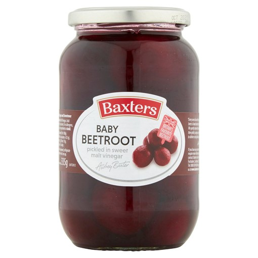 Picture of Baxters Baby Beetroot 567g