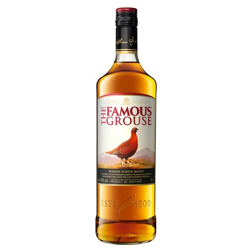 Picture of The Famous Grouse Finest Blended Scotch Whisky 1 Litre