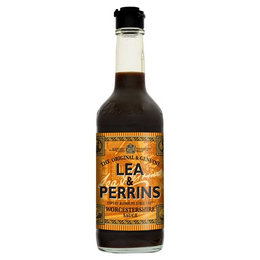 Picture of Lea and Perrins Worcester Sauce 290ml