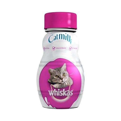 Picture of Whiskas Cat Milk Kitten 6+ Weeks Bottle 200ml