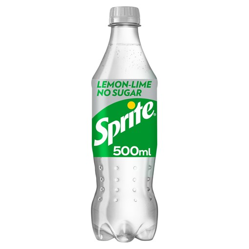 Picture of Sprite No Sugar 500ml