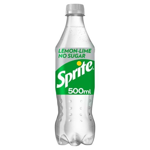 Picture of Sprite No Sugar 500ml