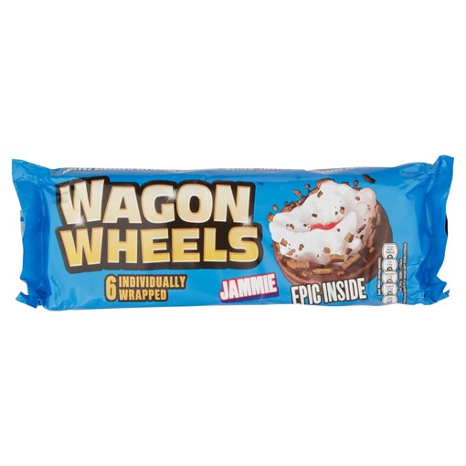 Picture of Wagon Wheels 6 Jammie