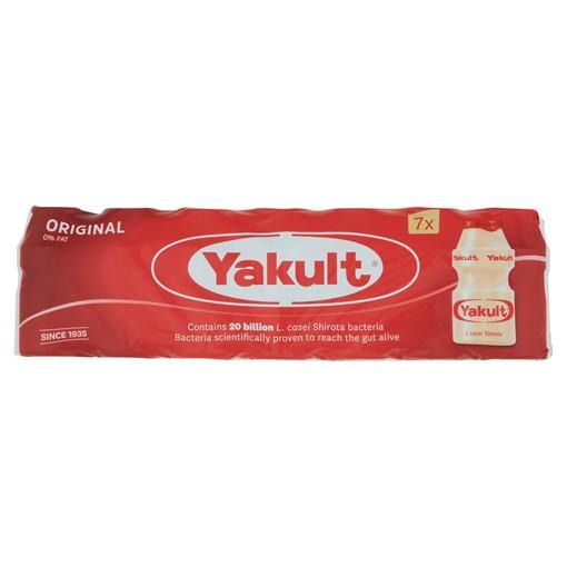 Picture of Yakult Original 7 x 65ml (455ml)