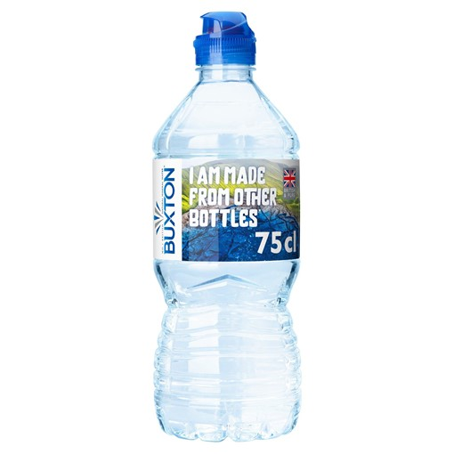 Picture of Buxton Still Natural Mineral Water Sports Cap 750ml
